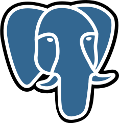 United States PostgreSQL Association Logo